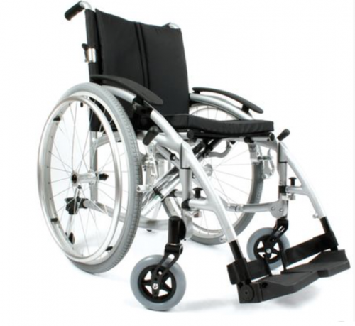 Active Sport aluminium wheelchair