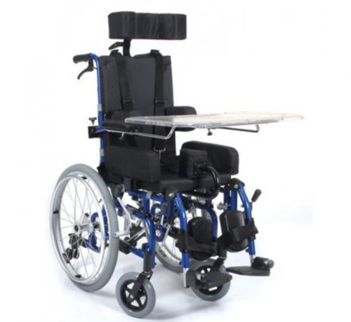 Baczus Relax aluminium children's wheelchair