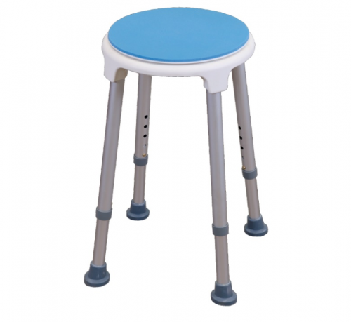Blu small shower stool