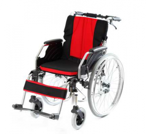 Cameleon Steel and aluminium wheelchair