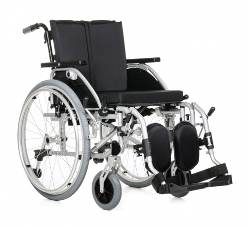 Primero Steel and aluminium wheelchair