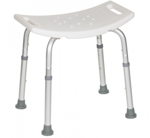 Small shower stool