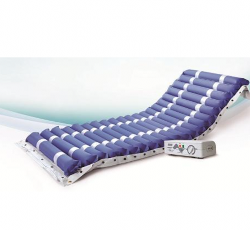 Tube master anti-bedsore alternating pressure bubble mattress of tubular structure