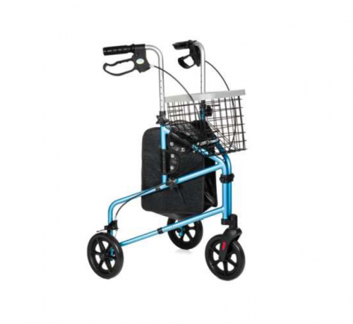 Billy 3-wheel rollator