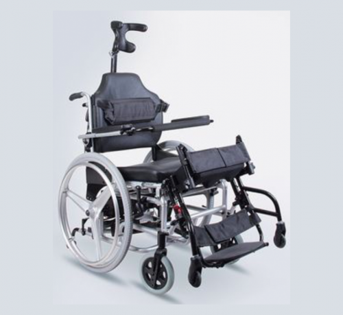 Hero Manual standing wheelchair