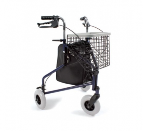 Tom 3-wheel rollator